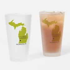 KALAMAZOO Drinking Glass