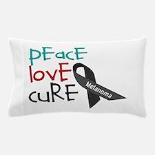 Peace Love Cure Pillow Case