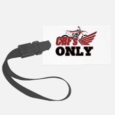 Crfs Only Luggage Tag