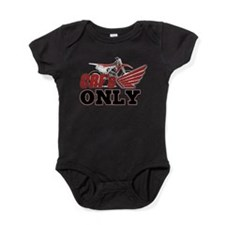 Crfs Only Baby Bodysuit