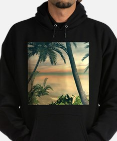 View of the sea Hoodie