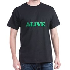 ALIVE (green) T-Shirt