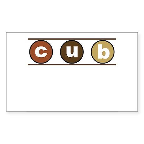 lc_cub Sticker