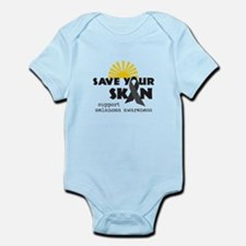 Support Melanoma Awareness Body Suit