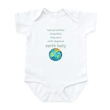 Earth Baby Infant Bodysuit