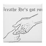 Breathe Drink Coasters