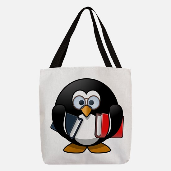 Cute Humour Polyester Tote Bag