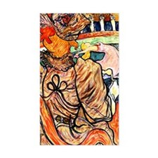 Toulouse Lautrec - At the Nouv Decal