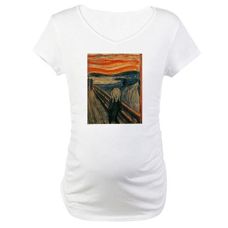 Screamin Momma Maternity T-Shirt