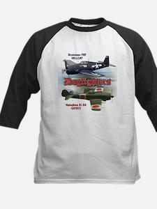 Dogfighters: F6F vs Ki-84 Tee