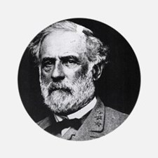 Robert E. Lee Ornament (Round)