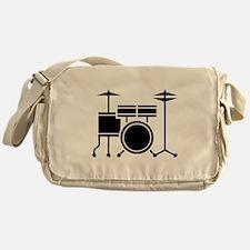 Drum Set Messenger Bag