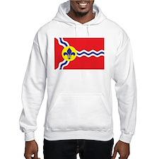 St. Louis Flag Hoodie