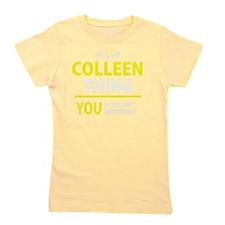 Unique Colleen Girl's Tee
