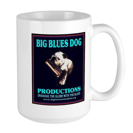 Large Mug, More Blues for your buck!