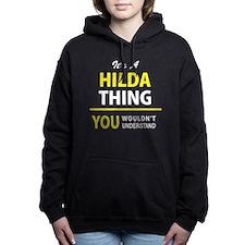 Unique Hilda Women's Hooded Sweatshirt