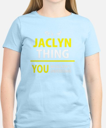 Unique Jaclyn T-Shirt