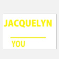 Cute Jacquelyn Postcards (Package of 8)