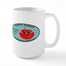 Large Hydroponic Tomato Mug (righty)