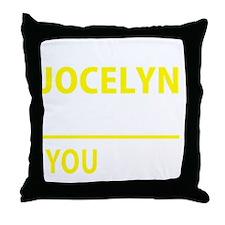 Unique Jocelyn Throw Pillow