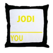 Cool Jody Throw Pillow