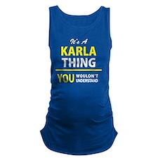 Unique Karla Maternity Tank Top