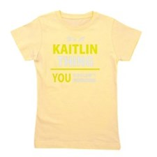 Unique Kaitlin Girl's Tee