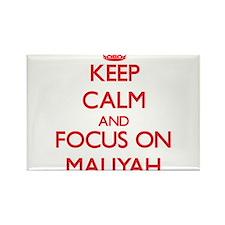 Keep Calm and focus on Maliyah Magnets