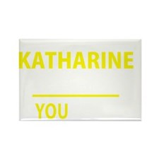 Cute Katharine Rectangle Magnet