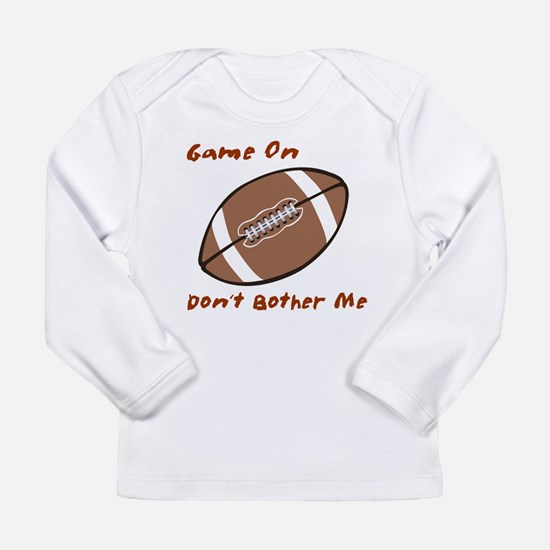 Game On Football Kid.jpeg Long Sleeve T-Shirt