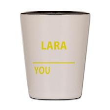 Unique Lara Shot Glass