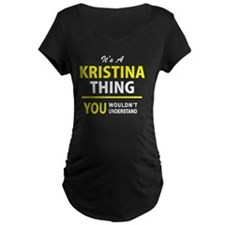 Unique Kristina T-Shirt