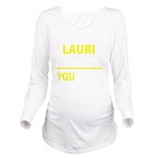 Laurie Long Sleeve Maternity T-Shirt