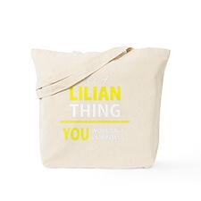 Cute Lilian Tote Bag