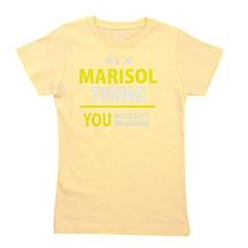 Unique Marisol Girl's Tee