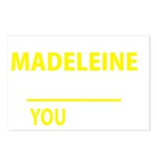 Funny Madeleine Postcards (Package of 8)