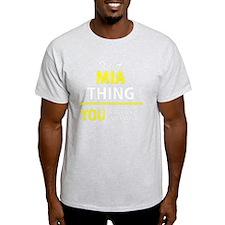 Funny Mia T-Shirt