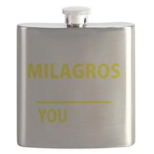 Cute Milagro Flask