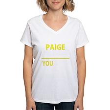 Unique Paige Shirt