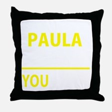 Unique Paula Throw Pillow