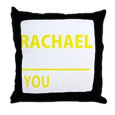 Unique Rachael Throw Pillow
