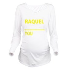 Unique Raquel Long Sleeve Maternity T-Shirt
