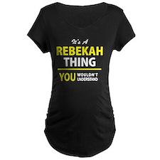 Unique Rebekah T-Shirt