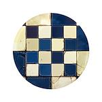 Cracked Tiles - Blue 3.5