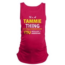 Unique Tammy Maternity Tank Top