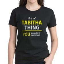 Unique Tabitha Tee