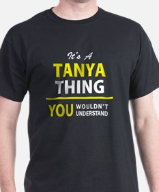Unique Tanya T-Shirt