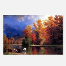On the Saco, landscape pa Postcards (Package of 8)