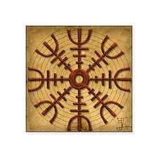 """Cute Runes Square Sticker 3"""" x 3"""""""