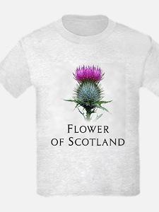 Flower of Scotland T-Shirt